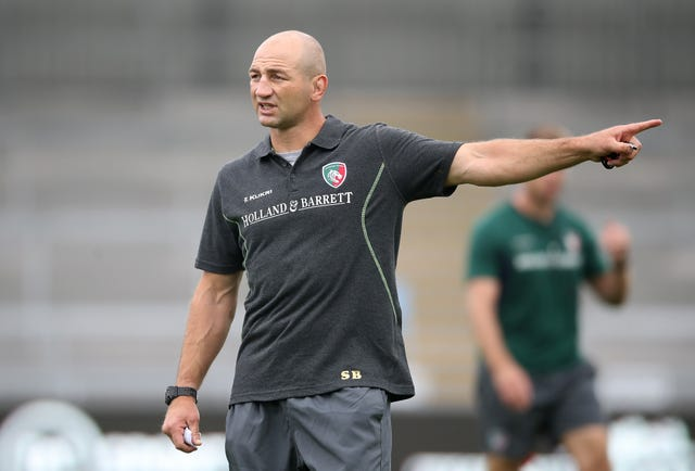 Steve Borthwick will continue as head coach at Welford Road