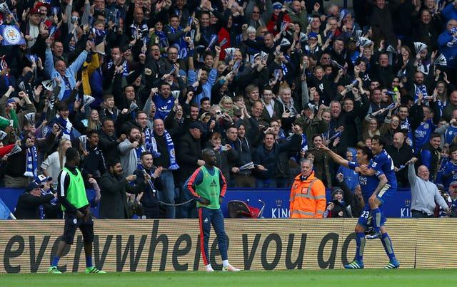 Leicester City v Swansea City – Barclays Premier League – King Power Stadium