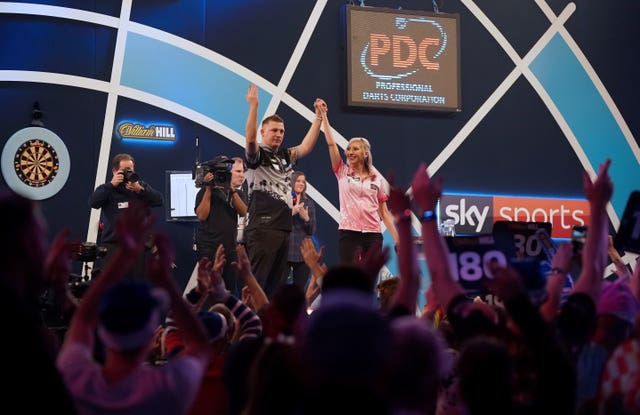 William Hill World Championship – Day Twelve – Alexandra Palace