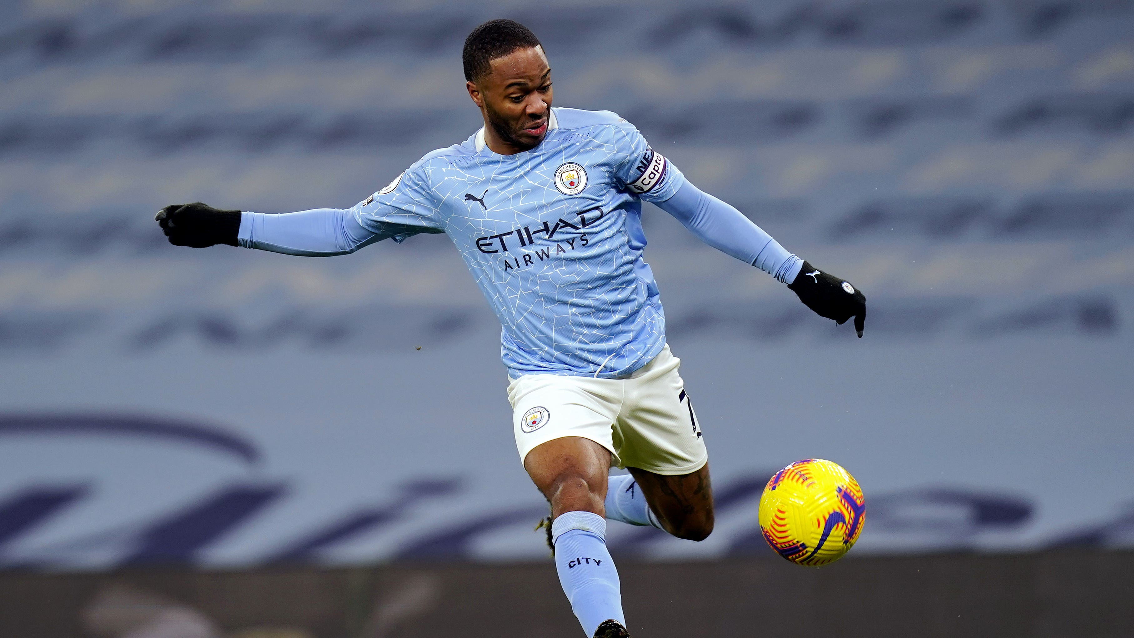 Pep Guardiola doesn't worry about Raheem Sterling's current form