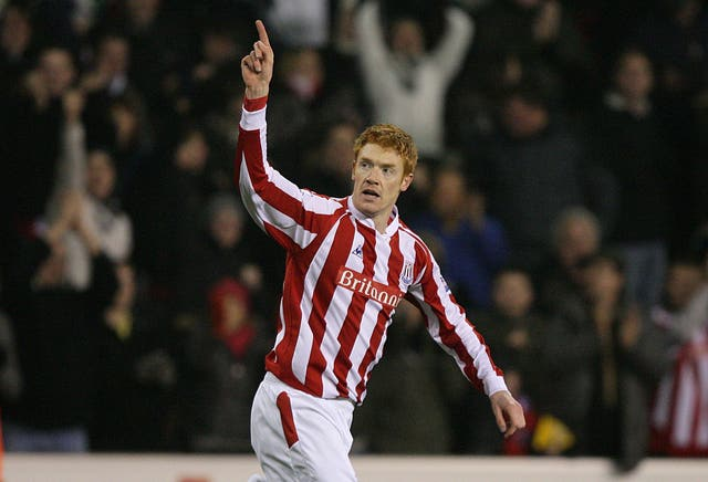 Dave Kitson played for Stoke, Reading and Portsmouth among other