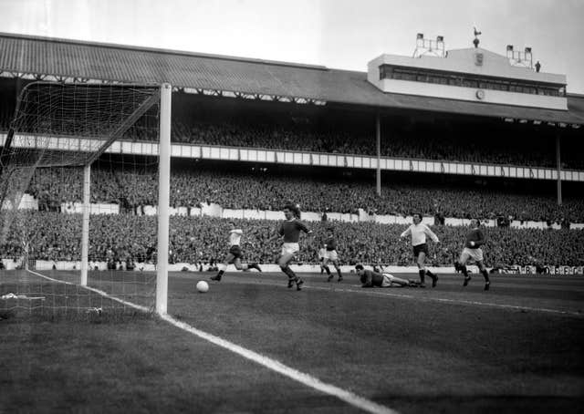 Jimmy Greaves Scores