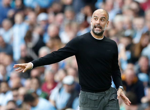 Guardiola feels City have had to work hard for their home wins