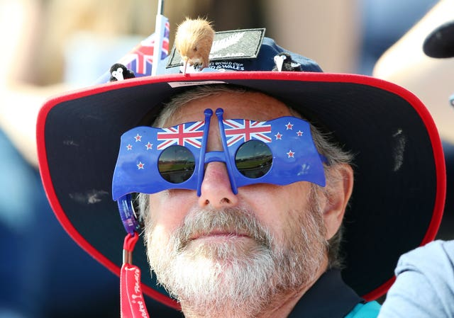 Even looking through these New Zealand tinted glasses, it does not look good for the Black Caps