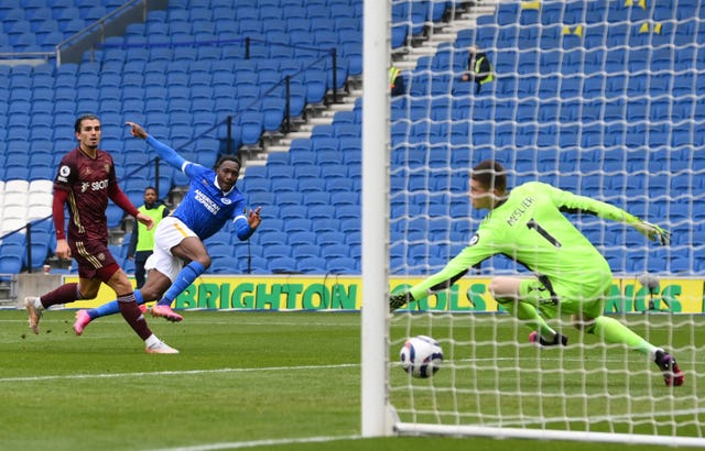 Danny Welbeck seals Brighton's win
