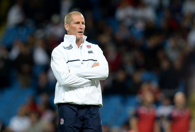 Stuart Lancaster was England head coach from 2011 to 2015 (Martin Rickett/PA).