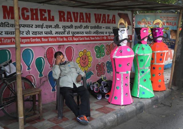Festival season in India