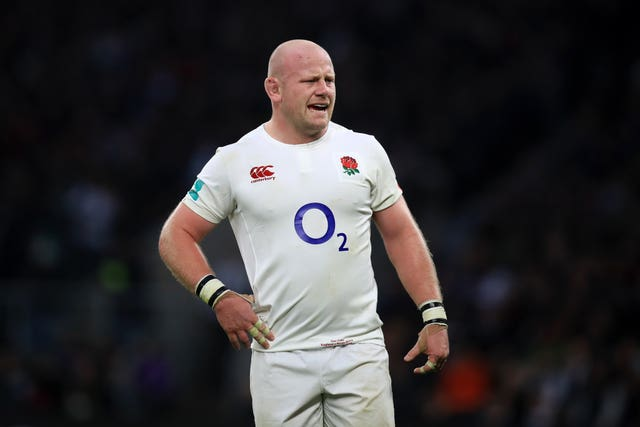 Dan Cole has played in the last two World Cups