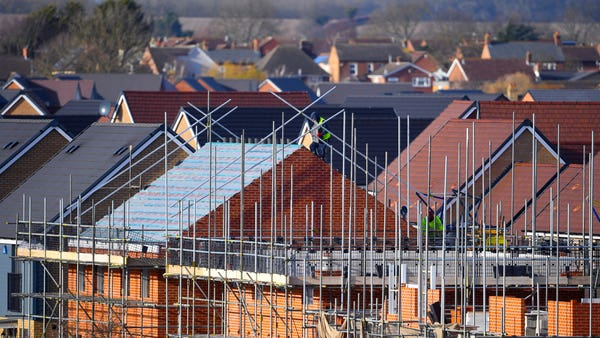 Number of new home builds started jumps to nine-year high