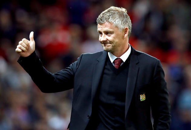 Ole Gunnar Solskjaer hopes to be able to recapture the same success he enjoyed as a United player.