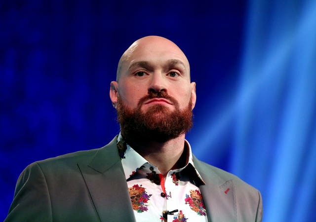 Tyson Fury backed Andy Ruiz Jr to win his re-match with Anthony Joshua