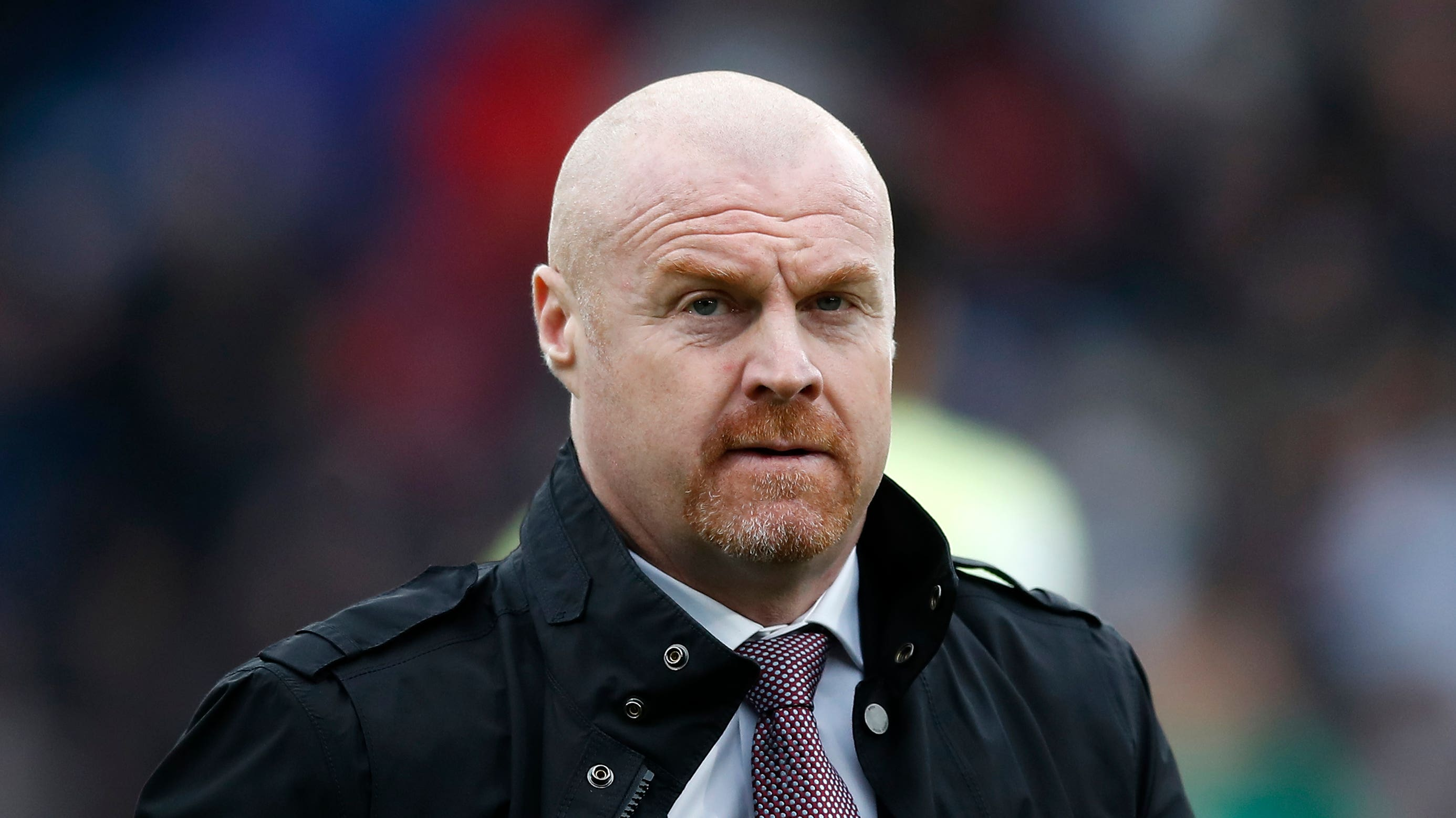 Sean Dyche says Burnley to strengthen anti-racism message in response to  banner | BT Sport
