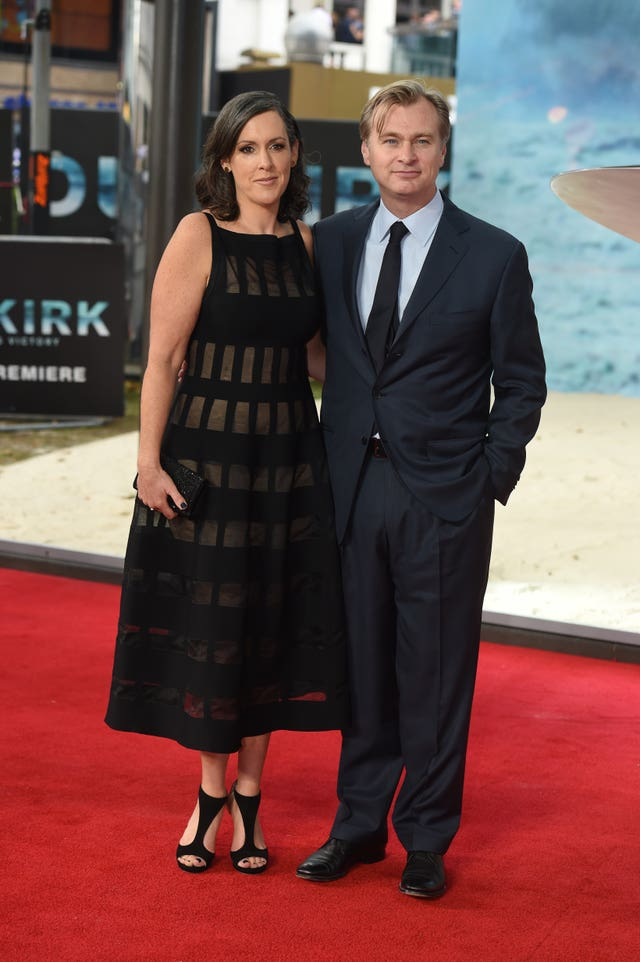Dunkirk World Premiere – London