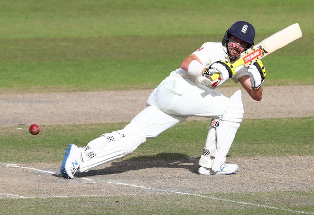 Rory Burns averages 32.44 in 21 Tests (Michael Steele/PA)