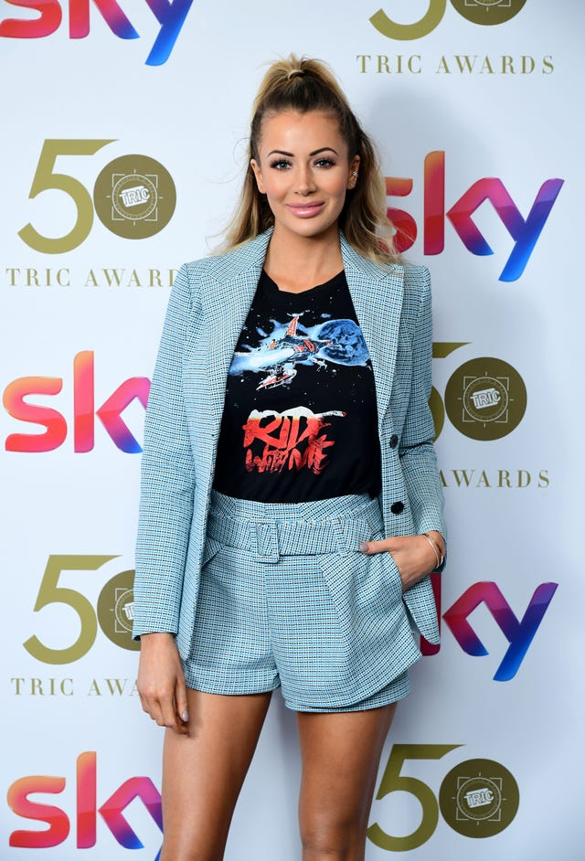 TRIC Awards 50th Birthday – London