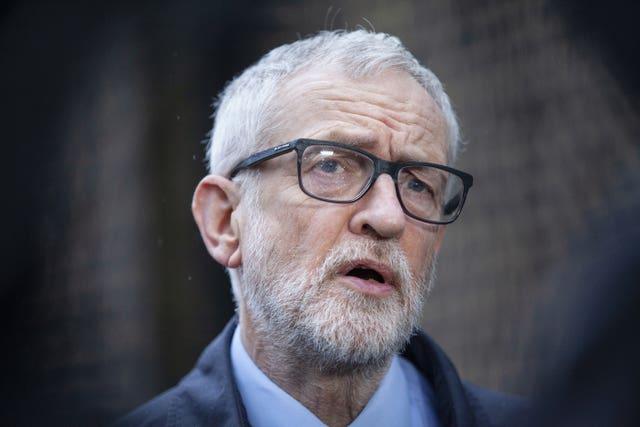Jeremy Corbyn legal action