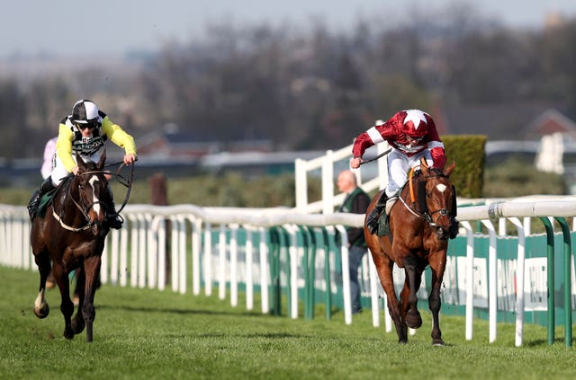 Tiger Roll added the Grand National to his illustrious CV in April