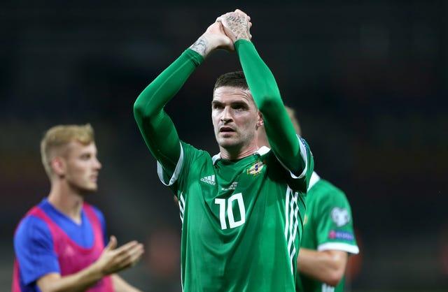 Belarus v Northern Ireland – UEFA Euro 2020 Qualifying – Group C – Borisov Arena