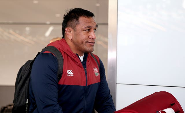 Mako Vunipola will not play for the rest of the tournament