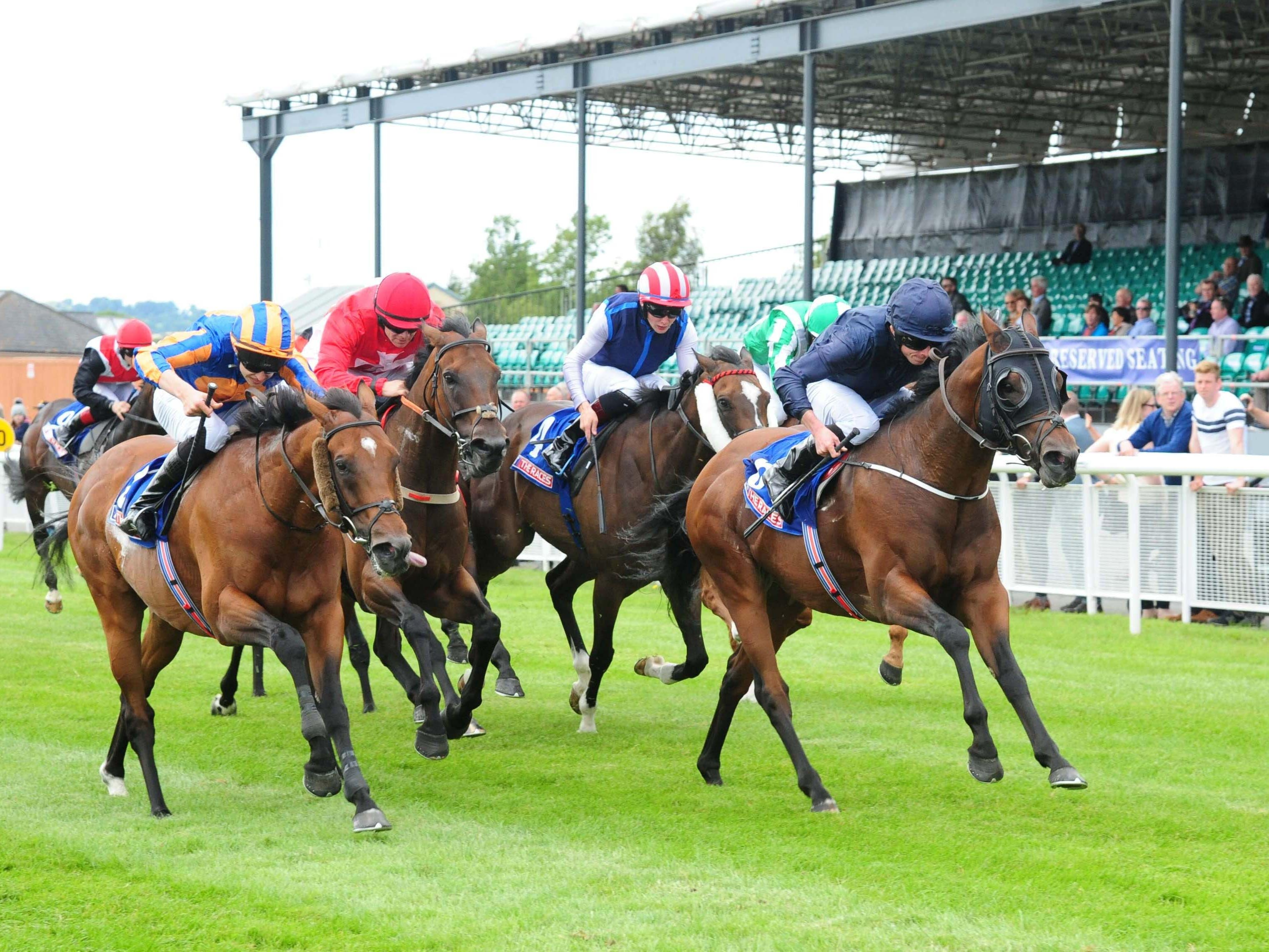 Action at the Curragh