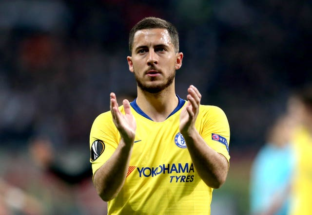 Eden Hazard has been heavily linked with a move away from Chelsea this summer.