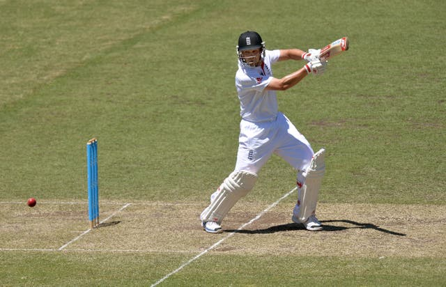 Jonathan Trott was England's highest run-scorer in the UAE, averaging just 26.83