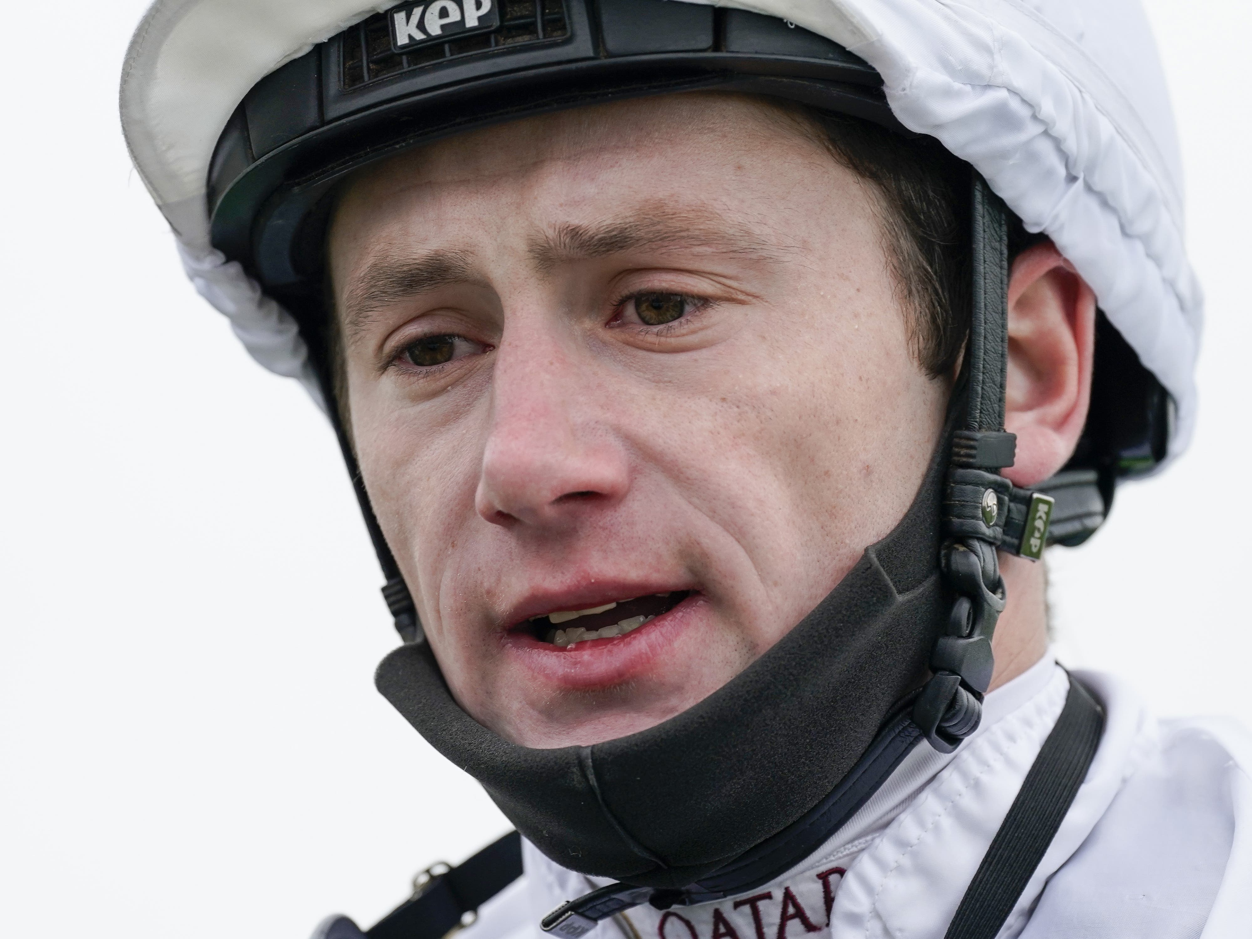 Jockey Oisin Murphy has hit the 1000-winner mark (Alan Crowhurst/PA