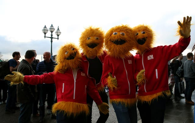 Honey monster fancy dress