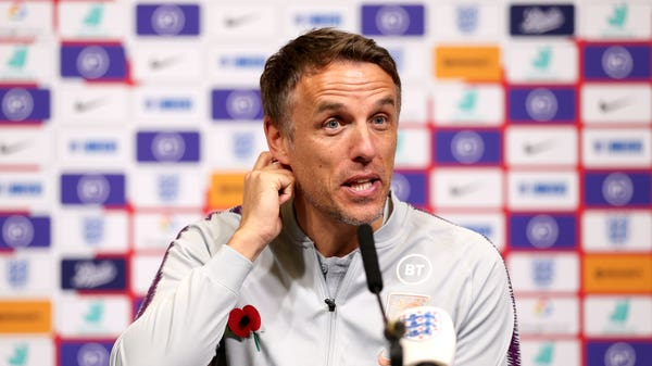 Neville says more to come from England Women ahead of Germany game at Wembley