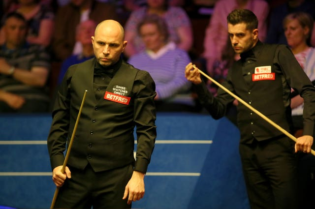 2018 Betfred Snooker World Championships – Day One – The Crucible
