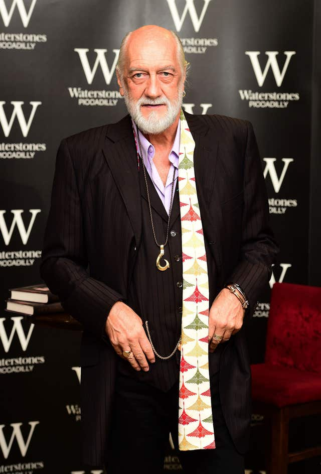 Mick Fleetwood – London