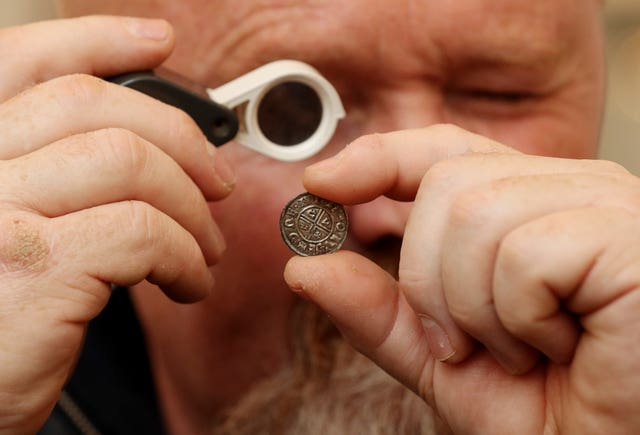 Anglo-Saxon treasure find