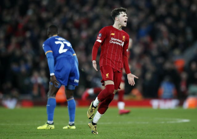 Liverpool v Shrewsbury Town – FA Cup – Fourth Round – Replay – Anfield