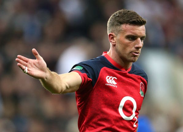 George Ford has a big role to play for England at the World Cup
