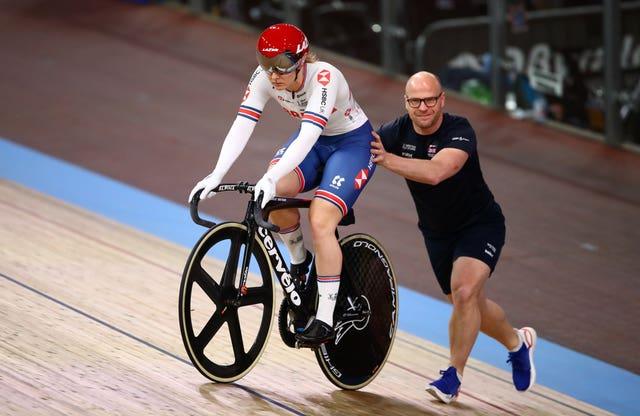 UCI Track Cycling World Championships 2020 – Day Five – Velodrom