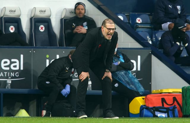 Slaven Bilic's wait for a first West Brom win of the season continues