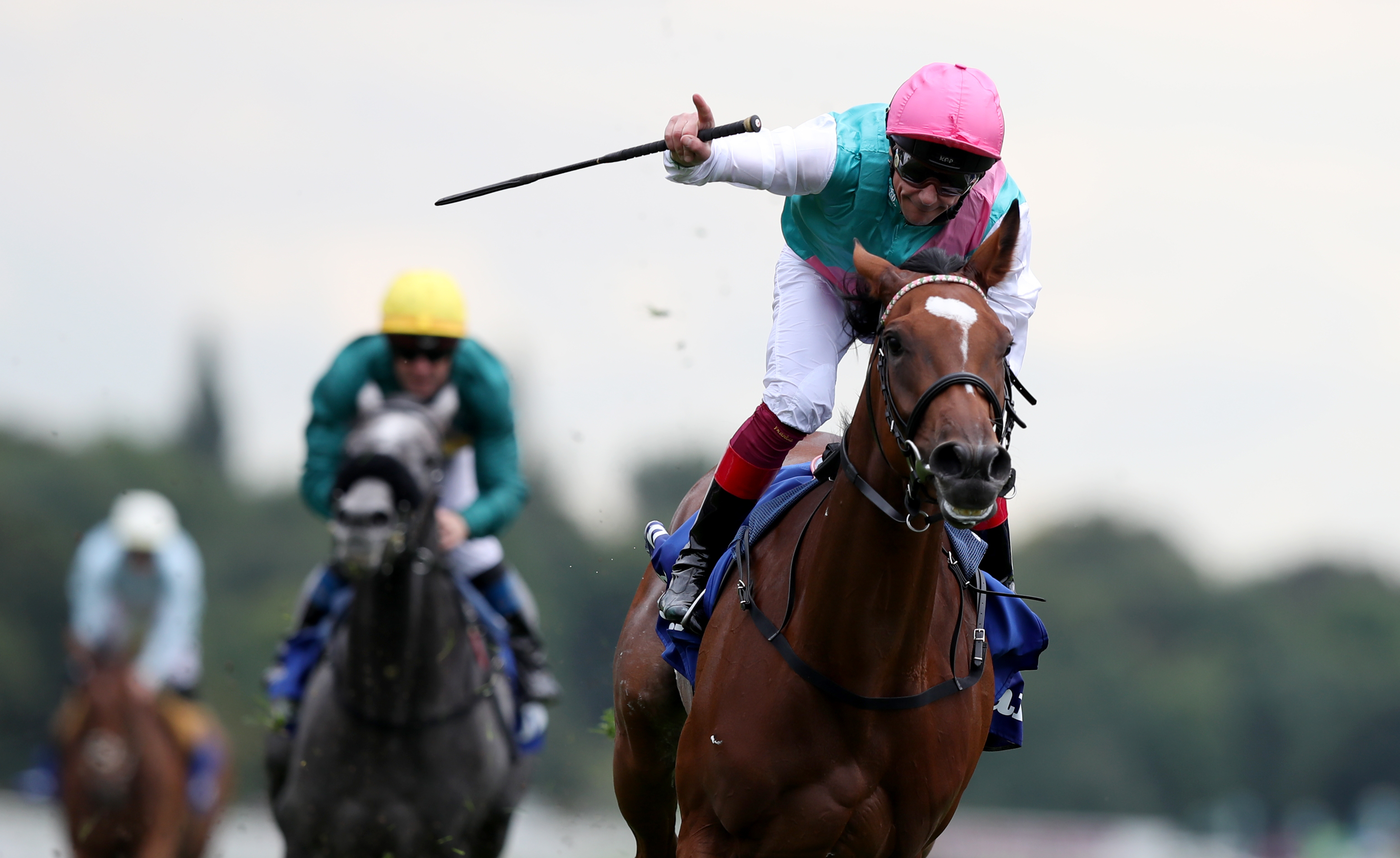 Enable is reportedly in fine form ahead of her defence of the Arc crown