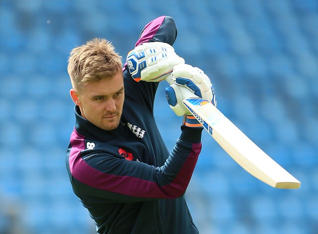 Jason Roy was present at the nets session at Headingley