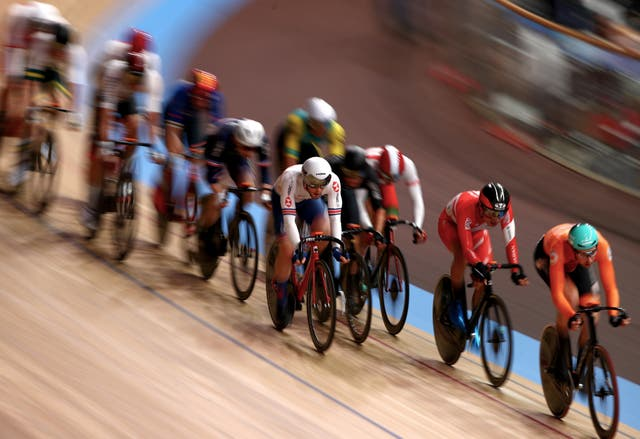 UCI Track Cycling World Championships 2020 – Day Four – Velodrom
