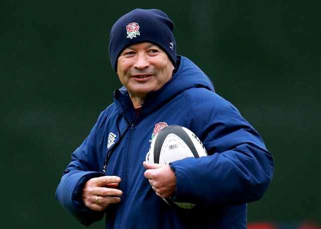 Eddie Jones names his England squad on Tuesday week