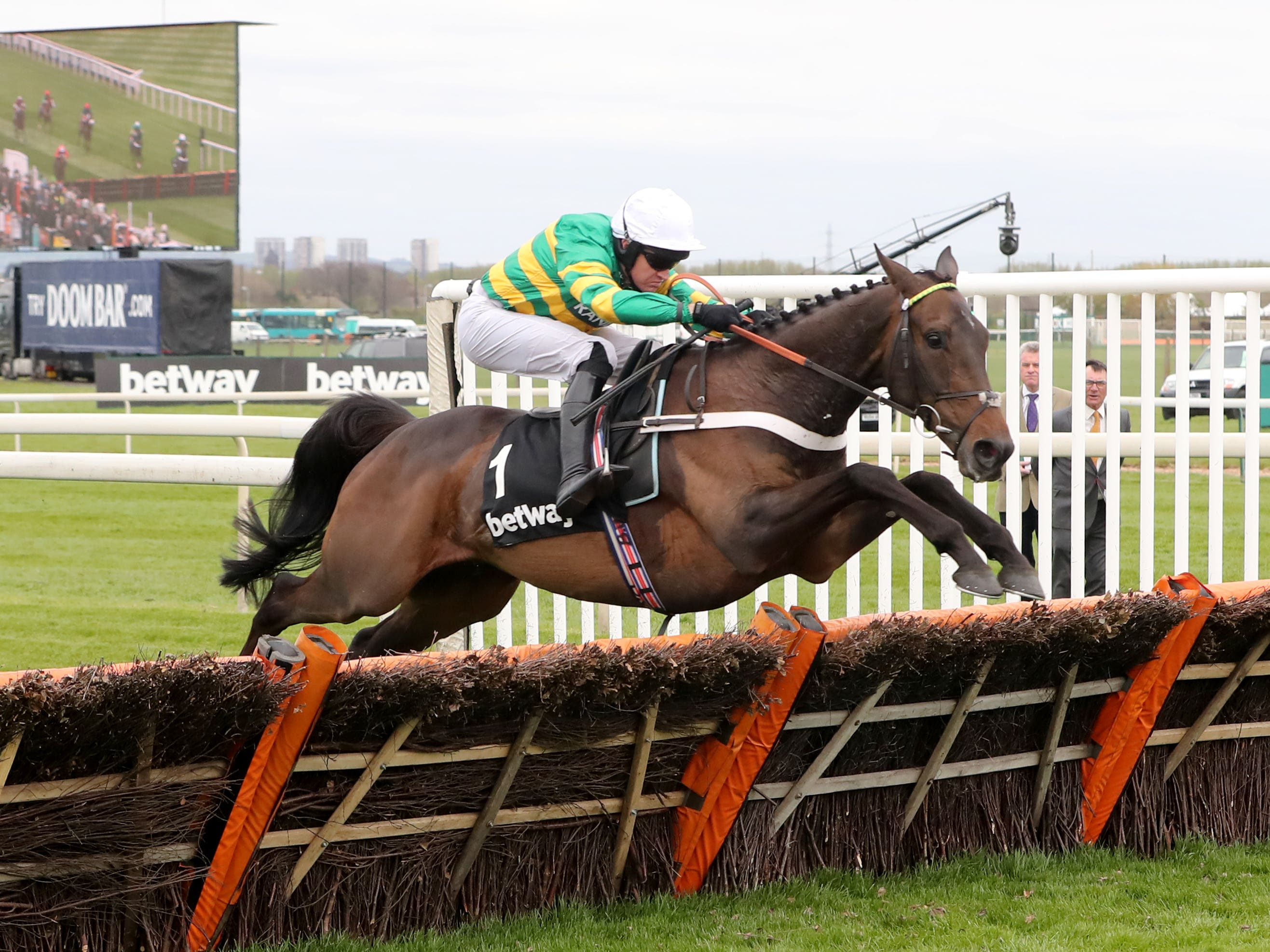 Buveur D'Air could have a long time out injured (Niall Carson/PA)