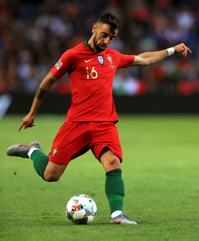 United have so far been unable to agree a deal for Bruno Fernandes