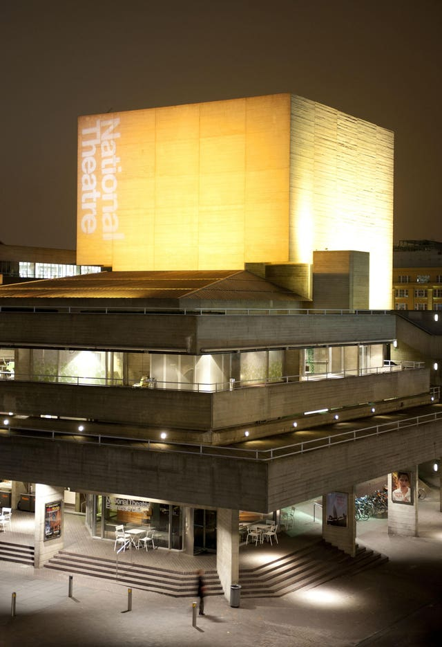 National Theatre cuts ties with Shell