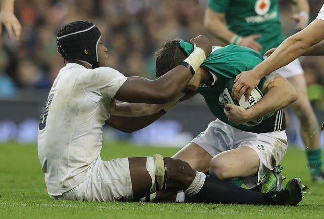 Ireland v England – RBS 6 Nations – Aviva Stadium