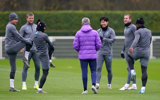 Jose Mourinho is already enjoying working with Son Heung-min