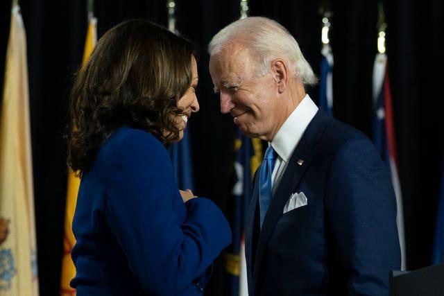 Democratic presidential candidate former vice president Joe Biden (Carolyn Kaster/AP)