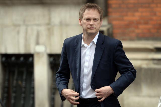Conservative MP Grant Shapps (PA)