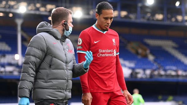 Liverpool to wait for Virgil Van Dijk like 'a good wife when husband is in jail'