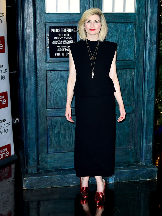 Doctor Who Photocall – London