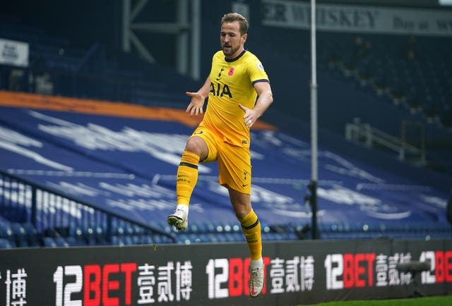 Harry Kane fired Tottenham to victory at West Brom before the international break